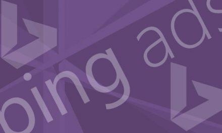 Extensões de anúncios no nível de conta estão disponíveis no Bing